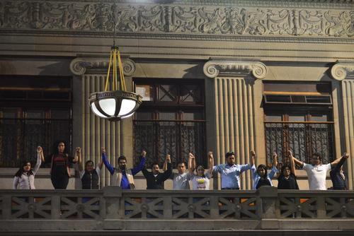 La iniciativa de Ley de la Juventud regresaría al pleno en marzo. (Foto: Archivo/Soy502)