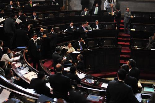 Los diputados modificaron la Ley de Clases Pasivas, que no era reformada desde 1989. (Foto: Alejandro Balan/Soy502)