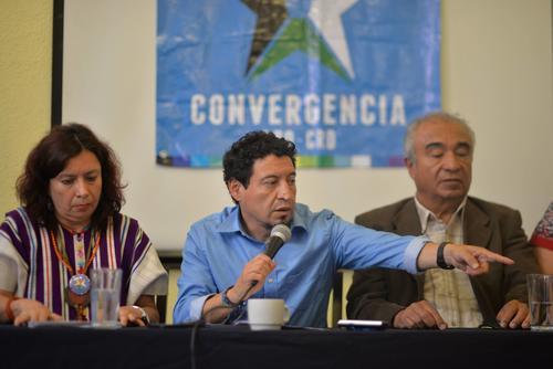 El diputado Álvaro Velásquez dispone de 7 empleados en el Congreso. (Foto: Archivo/Soy502)