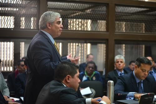 Trujillo es señalado por los delitos de asociación ilícita, cohecho activo y colusión. (Foto Wilder López/Soy502)
