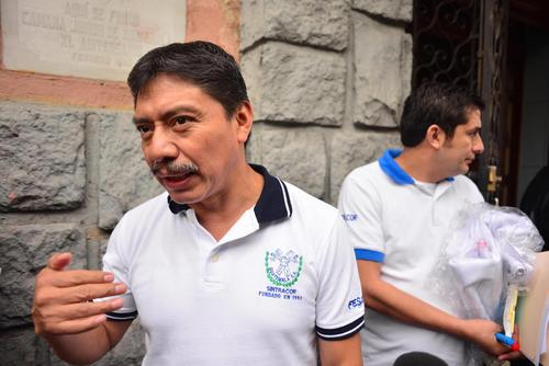 9 de los empleados destituidos por Mario Taracena estaban afiliados al SINTRACOR. (Foto: Jesús Alfonso/Soy502)