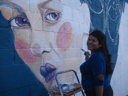 La escuela de Niños de Frida Kahlo, celebra el Festival Murales de Primavera. (Foto: Escuela de niños pintores Frida Kahlo)