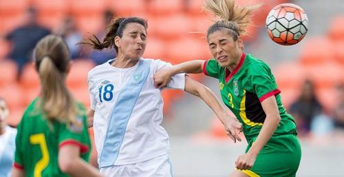 Hasta el minuto 71, Guatemala tenía ventaja en el marcador; en los últimos 20 empató y sacó ventaja Guyana. (Foto: Concacaf)