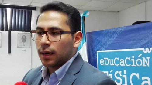 El director de la Digef se negó a pronunciar nombres de los posibles responsables de los cobros ilegales. (Foto Marcia Zavala/Soy502)