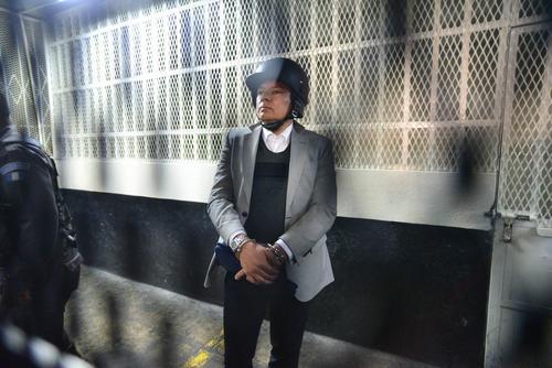 """Salvador González alias """"Eco"""" se encuentra recluido en la cárcel Pavoncito en Fraijanes, su seguridad está a cargo del Ministerio de Gobernación a través de la PNC y guardias de Presidios. (Foto: Wilder López/Soy502)"""