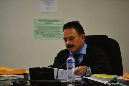 El juez de Villa Nueva fue el segundo en abrir una nueva causa penal contra Baldetti. Le tomó varios días dar a conocer la resolución. (Foto: Jesús Alfonso/Soy502)