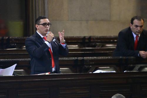 El diputado Giordano es diputado desde 2012 y en estos años ha conformado cinco partidos políticos. (Foto: Archivo/Soy502)