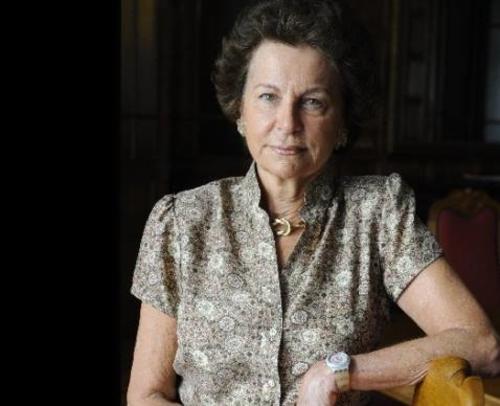 Elena García Botín, exintegrante del PP y madre de Ángel Pérez Maura. (Foto: quienesnoticia.com)