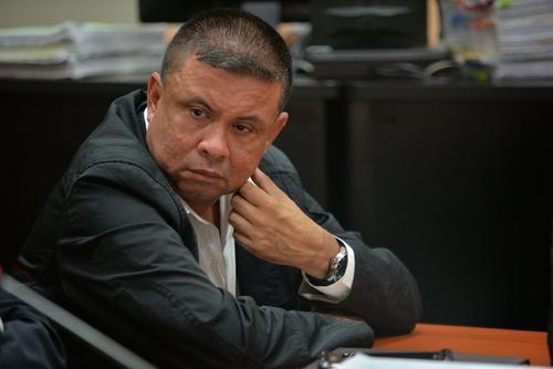 """Édgar Francisco Morales alias """"Chico Dólar"""" se encuentra privado de libertad y esperando que se desarrolle el juicio en su contra. (Foto: Archivo/Soy502)"""