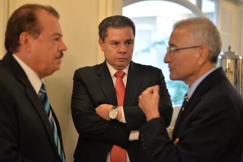 Los magistrados del TSE se reunirán este jueves para conocer los señalamientos de financiamiento ilícito contra el Partido Patriota. (Foto: Wilder López/Soy502)