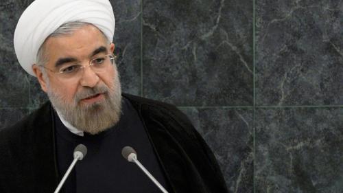 Rohaní afirmó que los programas nucleares de todos los países deben tener fines pacíficos