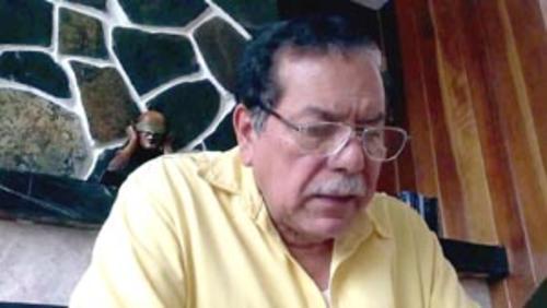 El poeta que será objeto de homenaje en esta edición del Festival Mesoamericano de Poesía será el mexicano Roberto López Moreno. Foto Festival de Poesía/Facebook
