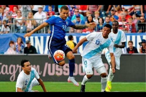 Guatemala jugará ante Estados Unidos por ocasión 13 en eliminatorias, en las 12 anteriores la Sele no ha podido ganar, siete derrotas y cinco empates. (Foto: Archivo)