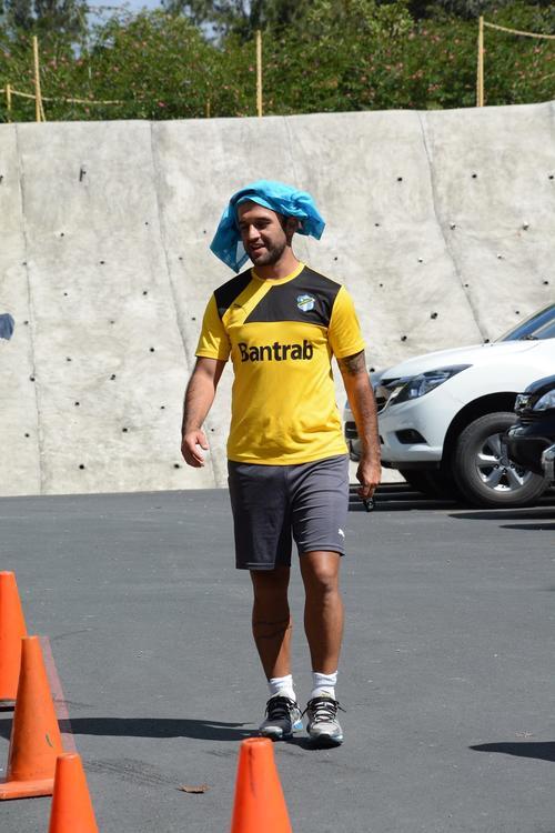 José Manuel Contreras lleva dos jornadas sin ir convocado. (Foto: Nuestro Diario)
