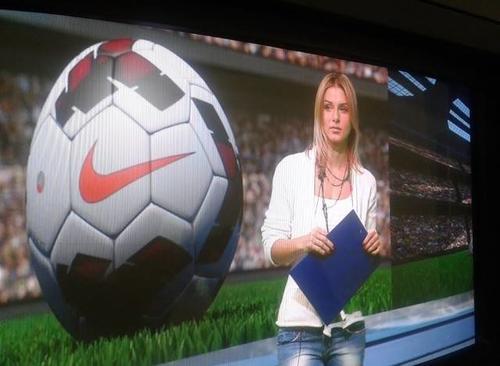Slobodanka Tosic fue parte del principal canal de deportes en Los Balcanes. (Foto: Slobodanka Tosic)