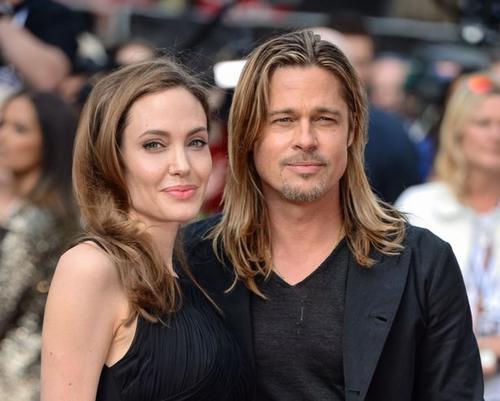 Ahora Angelina Jolie y Brad Pitt tramitan su divorcio. (Foto: Los40.com)