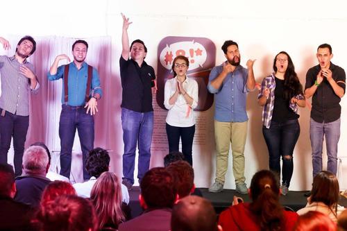 Radio Impropia se une en ocasiones para presentaciones en vivo, además del podcast y sketches en YouTube. (Foto: Facebook)