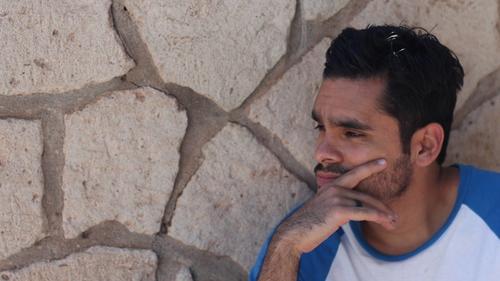 Uriel Ruano es el creador detrás de la marca de patinetas Black Revolver. (Foto: Pepe Orozco)
