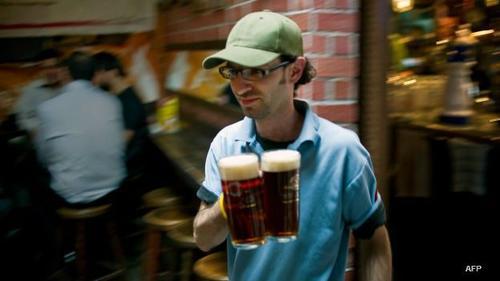 La cerveza es una de las bebidas con mayor consumo en el continente, revela el estudio.
