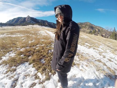 Ella es Julia Marino de 21 años, nacida en Paraguay, residente en Estados Unidos. Foto Julia Marino/Facebook