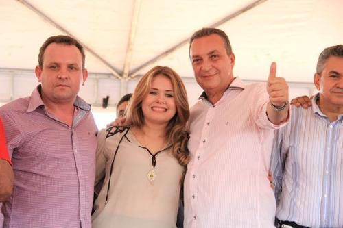 Lidiane Leite fue electa en 2012 como alcaldesa de Bom Jardim, Brasil. (Foto: Internet)