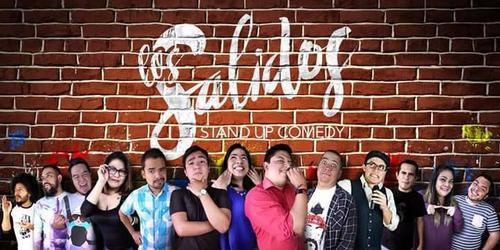 """Los Salidos es una agrupación de """"stand up"""". (Foto: Los Salidos)"""