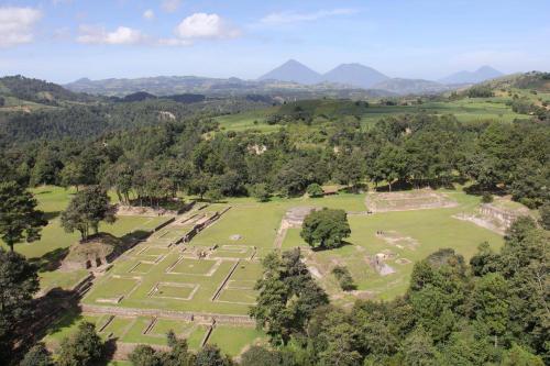 Las ruinas de Iximché en Tecpán son un hermoso lugar para contemplar nuestro legado. (Foto: Comité Amigos del Museo Iximché)