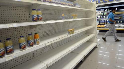 Con esta medida, Maduro pretende contrarrestar la escasez de diversos productos en Venezuela. (Foto: BBC)