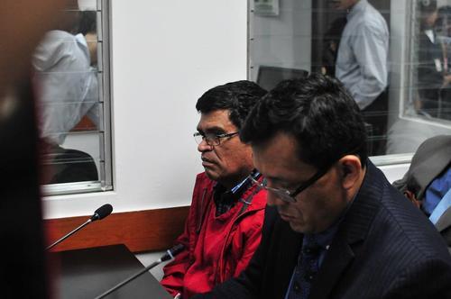Gustavo Juárez también es el abogado defensor del exalcalde de Chinautla Arnoldo Medrano. (Foto: Soy502)