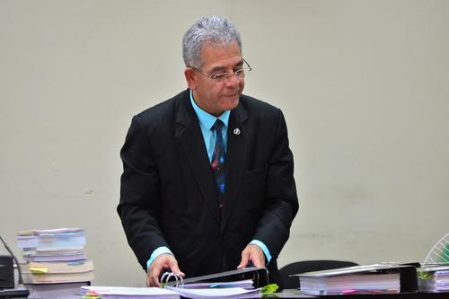 El juez Miguel Ángel Gálvez está a cargo del caso de corrupción TCQ. (Foto: Archivo/Soy502)