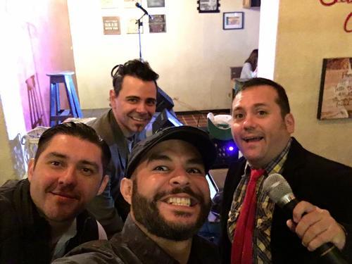 Ellos son los comediantes de la agrupación Stand Up Comedy Guatemala. (Foto: Stand Up Comedy Guatemala)