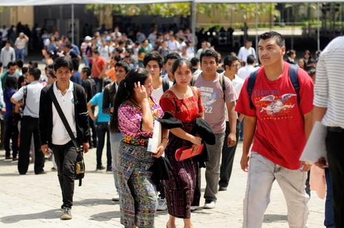 El 66 % de la población se ubica en el rango de edad juvenil, según Conjuve. (Foto: Archivo)
