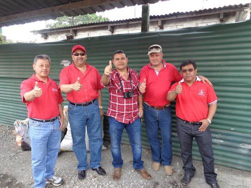 El candidato ha participado en actividades de campaña en el departamento de Sacatepéquez. (Foto Facebook/Lider Sacatepéquez)