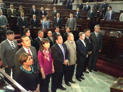 La Comisión Postuladora deberá elegir a los candidatos a Fiscal General del MP, el Presidente Otto Pérez será el encargado de nombrar al nuevo jefe del MP. (Foto: Congreso)