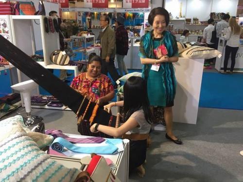 Los textiles nacionales están dando mucho de qué hablar. (Foto: AGEXPORT)