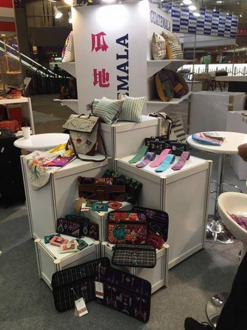Bolsos y otros accesorios viajan a Taiwán. (Foto: AGEXPORT)