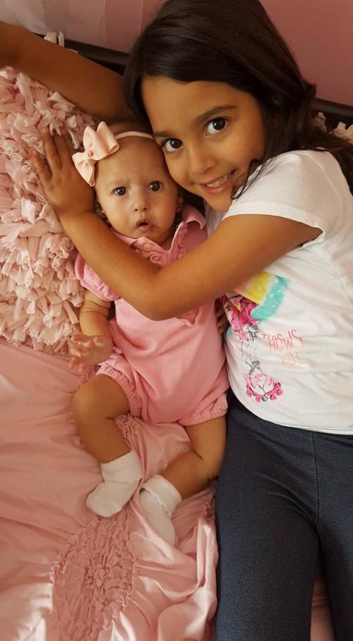 Natalia es la hija menor de la familia Cleaves. (Foto: Facebook)