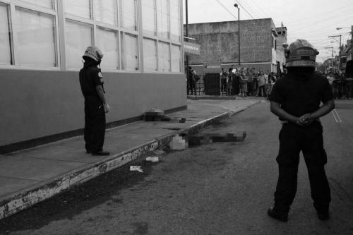 Los paramédicos no pudieron hacer nada para salvar la vida de las víctimas. (Foto: Bomberos Municipales)