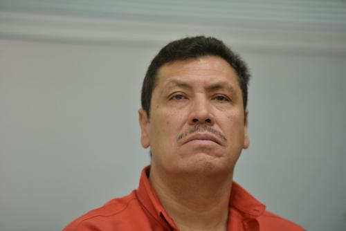 Mario Orellana, es el padre de la exnovia de José Manuel Morales Marroquín, hijo del presidente Jimmy Morales. (Foto: Archivo/Soy502)