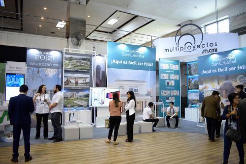 ExpoCasa 2017 se llevó a cabo en Tikal Futura este fin de semana. (Foto: Javier Grazioso/Soy502)