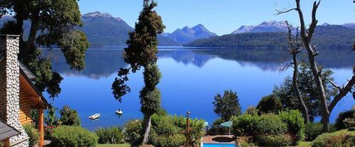 Los lagos predominan en esta región del sur de Argentina. (Foto: Quetrihue)
