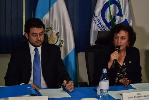 La PGN preparó la iniciativa de ley para que el Ejecutivo la presentara al Congreso. (Foto: Jesús Alfonso/Soy502)