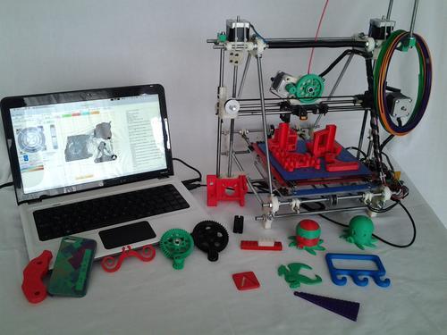 Para hacer impresiones 3D, hay que dirigirse a Mbau 3D. Ahí se encuentra la tecnología disponible. (Foto: mbau3d.com)