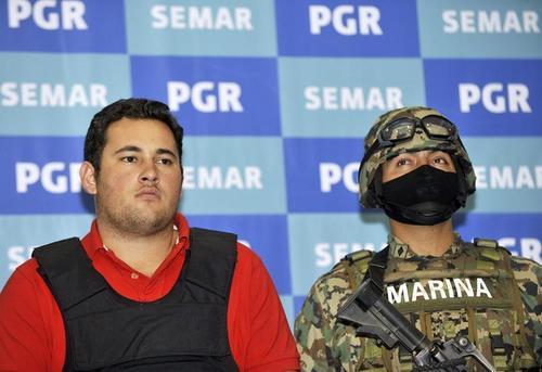 Jesús Alfredo Guzmán Salazar tiene 29 años de edad. (Foto: Archivo/EFE)