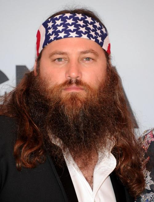 Willie Robertson, de la serie Duck Dynasty, transmitida por el canal A&E. (Foto: nydailynews.com)