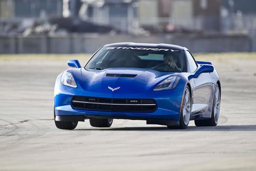 El último Corvette Stingray se fabricó en 1976 y en el 2140 vuelve al mercado.  (Foto: General Motors)