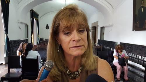 """Según Proceso Gt, Susana Asensio también indicó que esa finca está """"totalmente urbanizada"""" porque ya se vendieron todos los lotes. (Foto: Cortesía Julio Sicán/Proceso Gt)"""