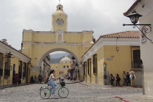 El arco se ha convertido en el ícono de Antigua Guatemala. (Foto: Fredy Hernández/Soy502)