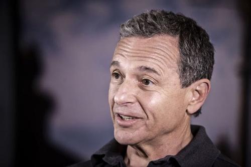 Robert Iger, CEO de Disney. (Foto: Infobae)