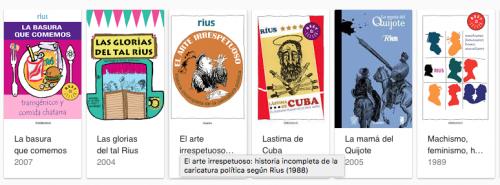 Estos son algunos de sus últimos libros. (Foto: archivo)